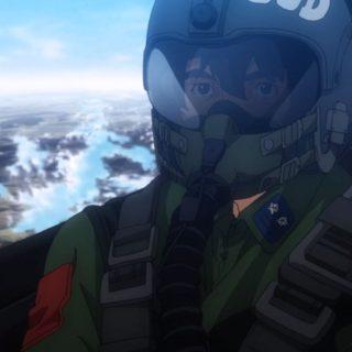 GATEで描かれる炎龍攻撃とファントム戦闘機【アニメ豆知識】
