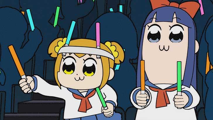 TVアニメ『 ポプテピピック 』感想コラム・総括 ~アニメのステレオタイプを打ち砕き拡散したアバンギャルド的作品~