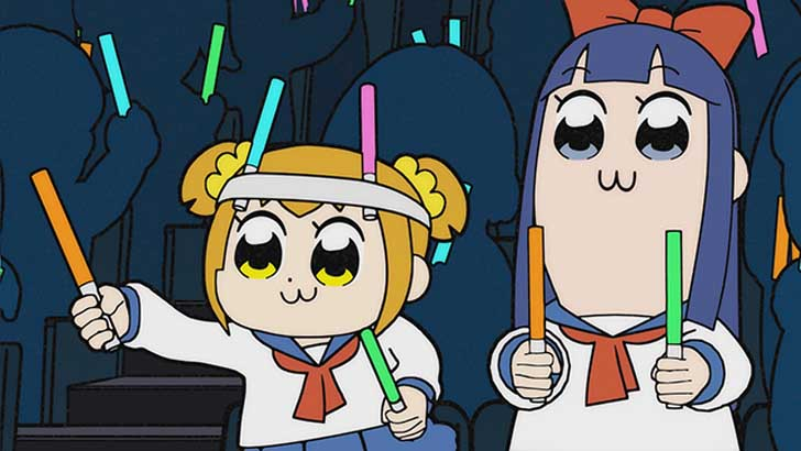 TVアニメ『 ポプテピピック 』第6話「第30期電脳戦」【感想コラム】