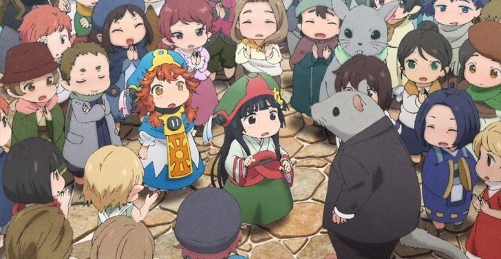TVアニメ『 ハクメイとミコチ 』第2話「ふたりの歌姫 と ガラスの灯 と 一服の珈琲」【感想コラム】