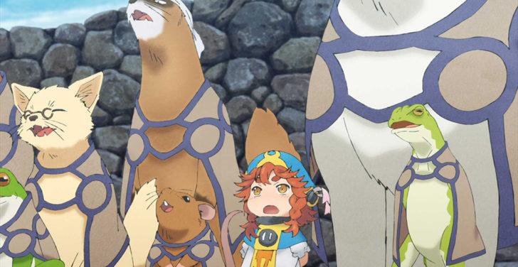 TVアニメ『 ハクメイとミコチ 』第5話「組合の現場 と 大岩と飼い石」【感想コラム】