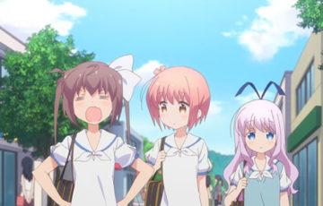 TVアニメ『 スロウスタート 』 第5話 「かむりのふわふわ」