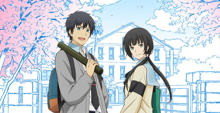 ReLIFE …TV放送版第1~13話を期間限定無料配信中(2018年3月27日まで)