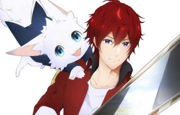 TVアニメ「夢王国と眠れる100人の王子様」が2018年夏に放送決定。作品のティザービジュアルも解禁