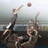 黒子のバスケ 監督と仲間を信じてボールを繋ぐ。