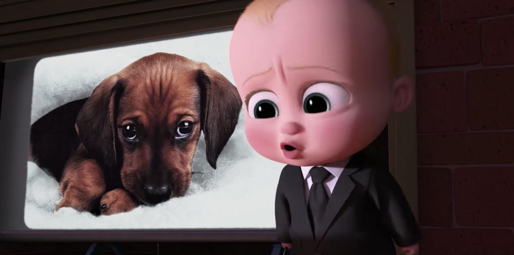 『ボス・ベイビー』だけに非ず!赤ちゃんが活躍するアニメーション映画5選!