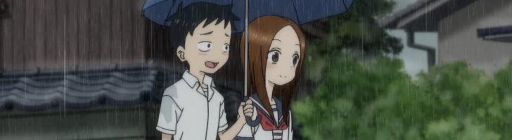 TVアニメ『 からかい上手の高木さん 』第8話「台風」「マラソン」「わき腹」「未練」【感想コラム】