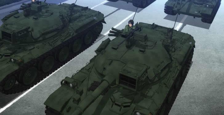GATEで特地派遣される74式戦車はこんな戦車【豆知識】