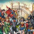 「DC アンチェインド」3月29日より本配信開始!スーパーマン、バットマン…DCコミックスのヒーローとコラボ!