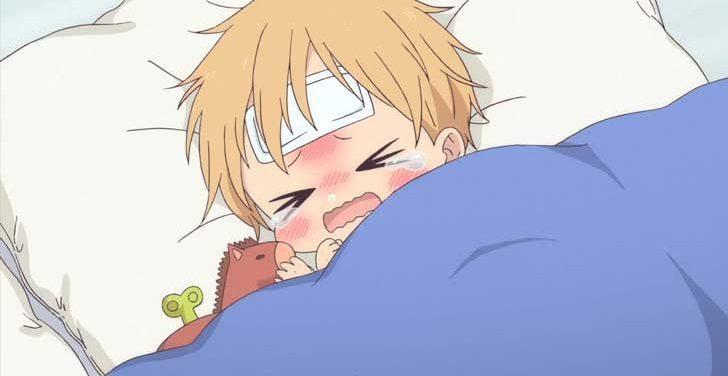 TVアニメ『 学園ベビーシッターズ 』その7 感想コラム【連載】