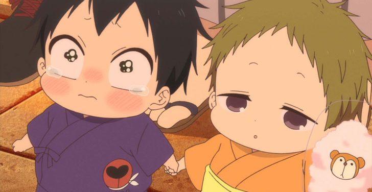 TVアニメ『 学園ベビーシッターズ 』その8 感想コラム【連載】