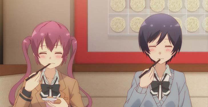 TVアニメ「 ラーメン大好き小泉さん 」四杯目【感想コラム】
