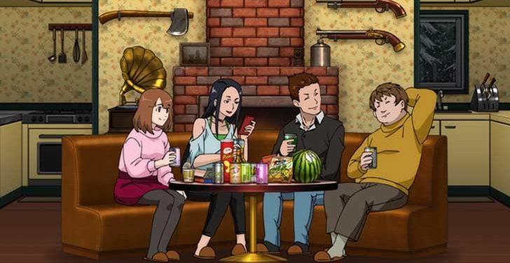 ポプテピピック 第11話「呪館 JUKAN」【感想コラム】