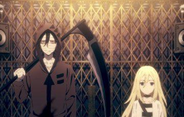 TVアニメ「殺戮の天使」2018年7月より放送!ティザービジュアル、PVが公開