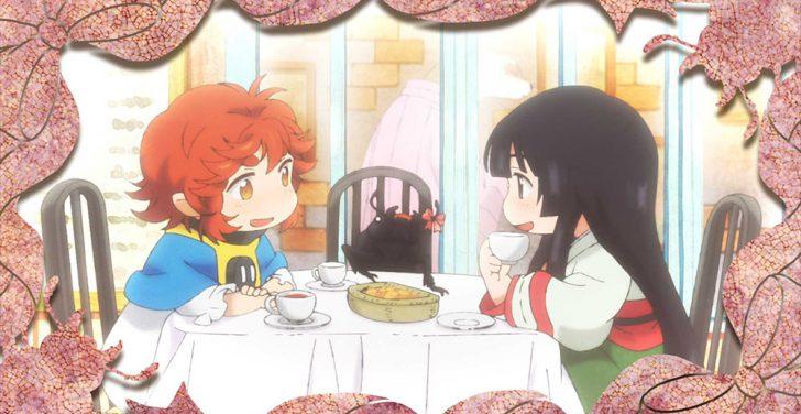 TVアニメ『 ハクメイとミコチ 』第7話「樹上の梯子 と 都会的な生活 と 笑顔の写真」【感想コラム】