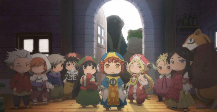 TVアニメ『 ハクメイとミコチ 』第8話「長い一日」【感想コラム】