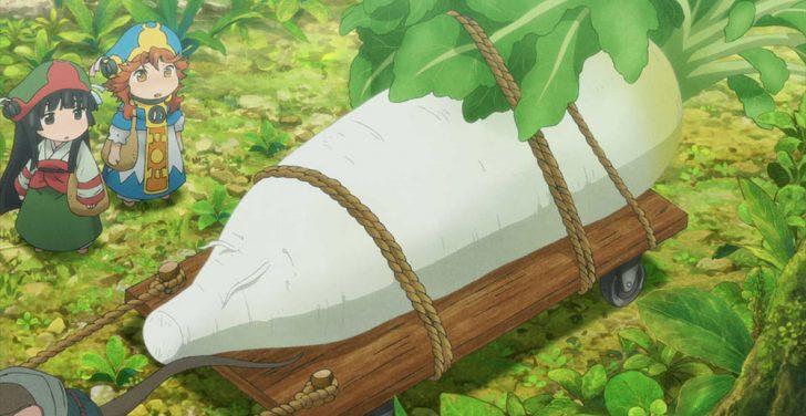 TVアニメ『 ハクメイとミコチ 』第10話「竹の湯 と 大根とパイプ」【感想コラム】