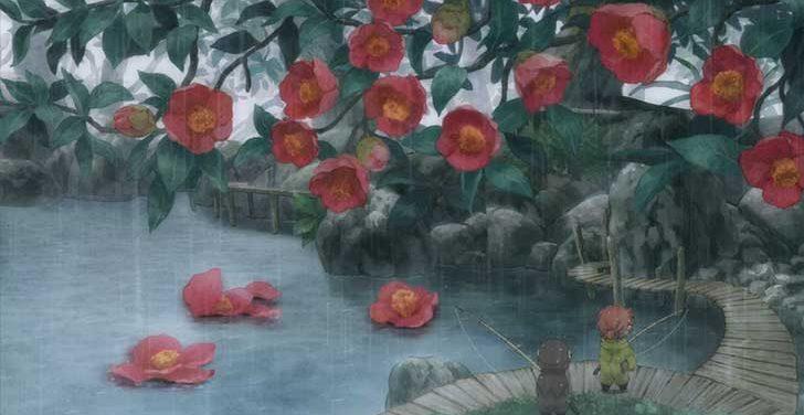 TVアニメ『ハクメイとミコチ』第11話「夜越しの汽車 と 雨とテンカラ」【感想コラム】
