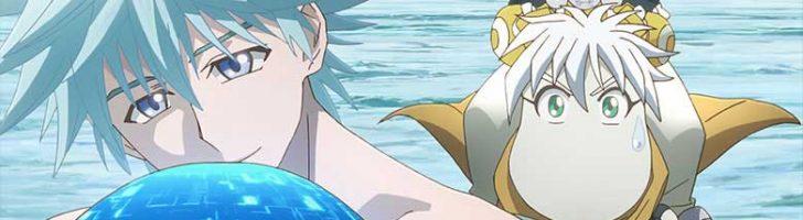 覇穹 封神演義 第12話 「ニューロマンティック」ついに普賢の実力が見れる回【感想コラム】