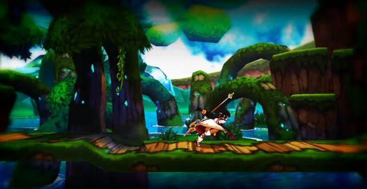 韓国オンラインゲーム ELSWORD(エルソード) のアニメのクオリティが高い
