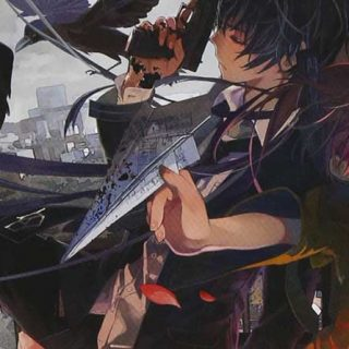 TVアニメ『 ブラック・ブレット 』