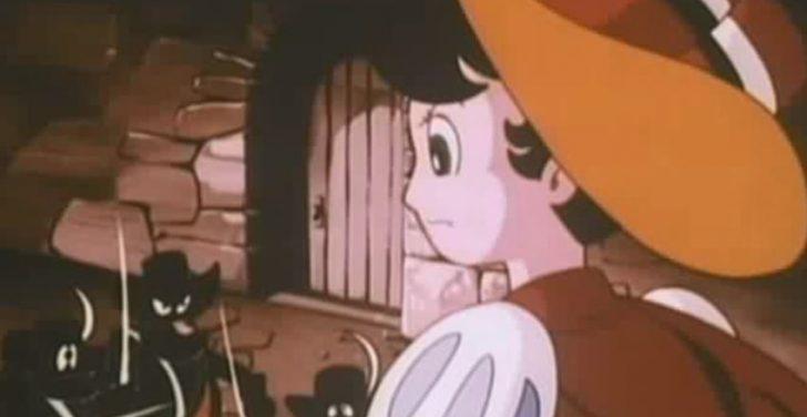 """あの""""漫画の神様""""が描く『 リボンの騎士 』初の戦う少女!!"""