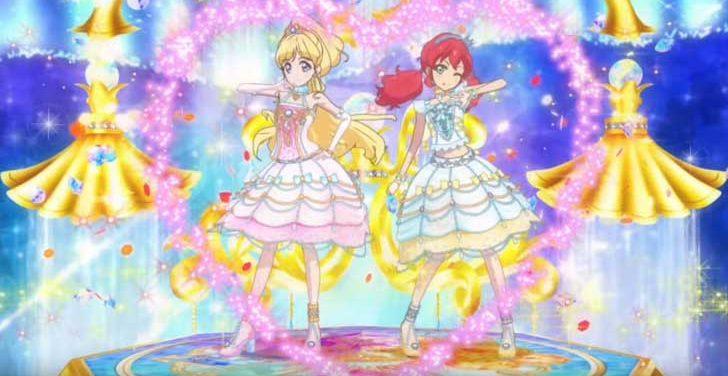 『 アイカツフレンズ! 』 第2話「無敵のラブミーティア☆」羽ばたいてカレン!輝いてミライ!【感想コラム】