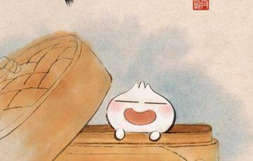 ディズニーPIXAR最新短編の主人公は肉まん!?『bao』が発表!