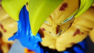 """『ドラゴンボール』ボロボロの胴着や流れる血まで完全再現!"""" ジャンプ50周年 アニバーサリーフィギュア~孫悟空~""""が凄い!!"""