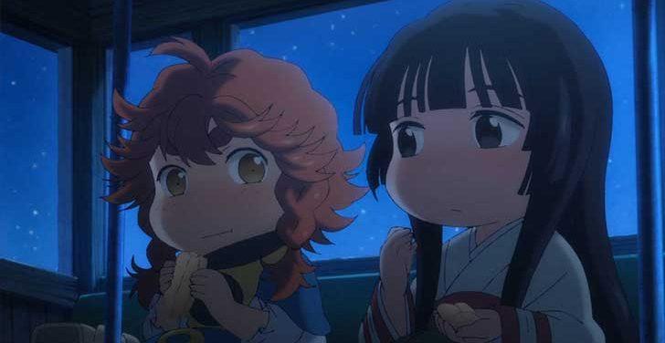 TVアニメ『 ハクメイとミコチ 』第12話「紅髪の記憶」【感想コラム】