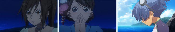 『 あまんちゅ!~あどばんす~ 』第2話「夏の真ん中ときらきらの瞳のコト」【感想コラム】