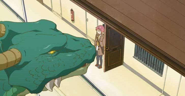 TVアニメ『 小林さんちのメイドラゴン 』第1話「史上最強のメイド、トール!」 【感想コラム】