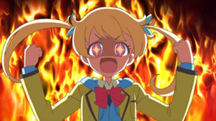 『 キラッとプリ☆チャン 』第5話「ガッツでアツくなってみた!」あんな、実は面倒見いい?