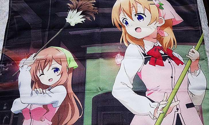 『ご注文はうさぎですか??』Dear My SisterのAmazon限定版BD届いたよ!アニメカテゴリ1位!!