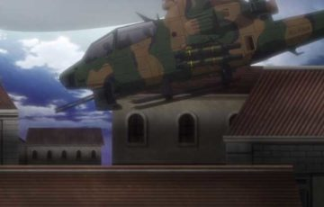 GATE で描かれている 対戦車ヘリコプター「コブラ」がとてつもなくカッコいい!【アニメ豆知識】