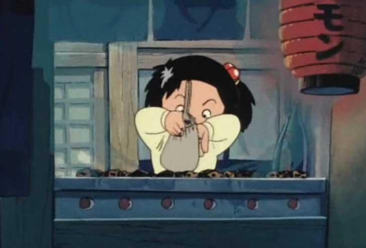 大阪浪花の風情をまるごと表現する『 じゃりン子チエ 』というアニメ