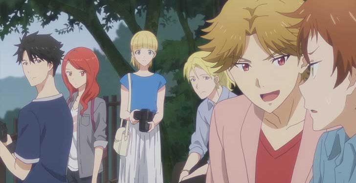 TVアニメ『 多田くんは恋をしない 』第8話「雨女だったっけ?」【感想コラム】