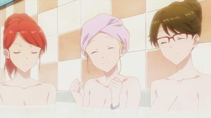 TVアニメ『 多田くんは恋をしない 』第5話「大丈夫だ。いないから」【感想コラム】