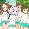 TVアニメ『 小林さんちのメイドラゴン 』第9話「運動会!」【感想コラム】