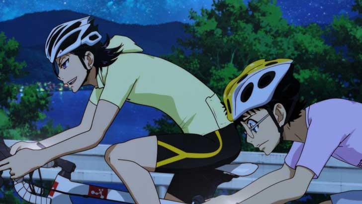 弱虫ペダル GLORY LINE 第24話 「小さな峠」~記録に残らない勝負~【感想コラム】