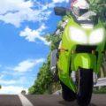 アニメ「 ばくおん!! 」から、「ニンジャZX-12R」と 謎だらけの「来夢先輩」【アニメ豆知識】