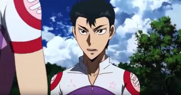 『 弱虫ペダル 』の 石垣光太郎 は、後輩想いで心優しき先輩。
