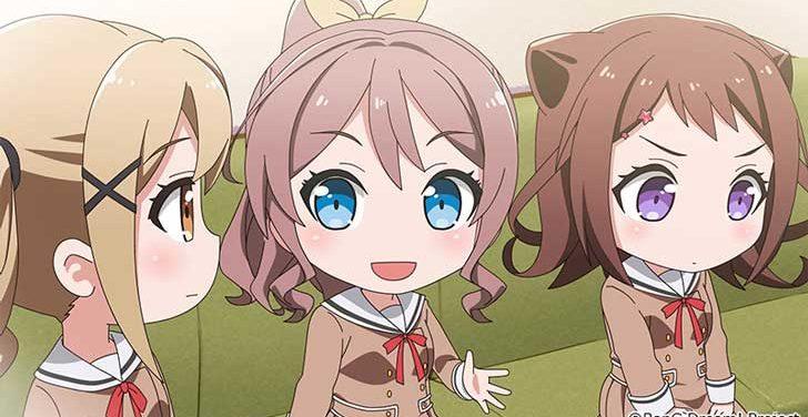 『 BanG Dream! ガルパ☆ピコ 』Pico2「くらトーーーーク」【感想コラム】