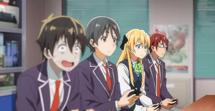 TVアニメ『 ゲーマーズ! 』第1話「DAY1」【感想コラム】