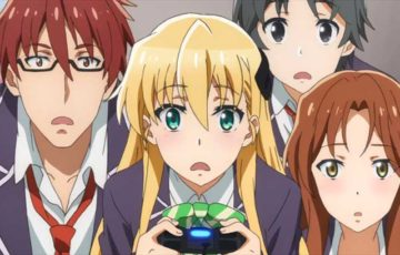 TVアニメ『 ゲーマーズ! 』第4話「DAY4」【感想コラム】