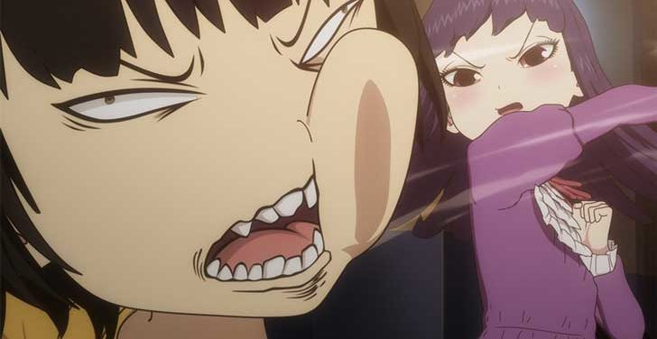 TVアニメ『 ハイスコアガール 』 第1話「ROUND 1」【感想コラム】