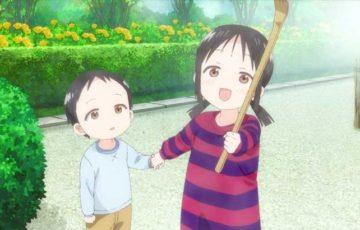TVアニメ『 あそびあそばせ 』第4話 「下半身からビーム」 「目クソ鼻クソ」 「不法占拠」 「尻遊び」【感想コラム】