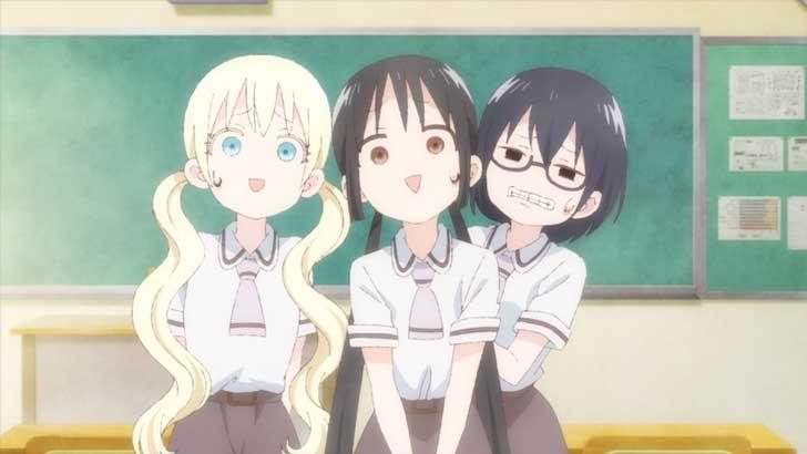 TVアニメ『 あそびあそばせ 』第5話 「悪魔的センス」 「誘導尋問」 「前多の呪い」 「性教育」【感想コラム】