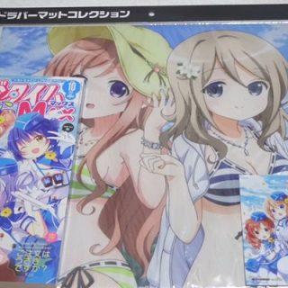 『 ご注文はうさぎですか?? 』青山さん&モカ姉の大胆な水着マットを買ってきたよ!使い方はひとつじゃないぜ!!