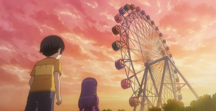 TVアニメ『 ハイスコアガール 』第3話「ROUND3」【感想コラム】